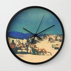 Every Summer Has a Story to Tell Wall Clock