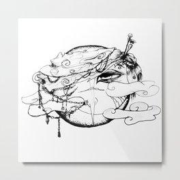 Stratus Metal Print
