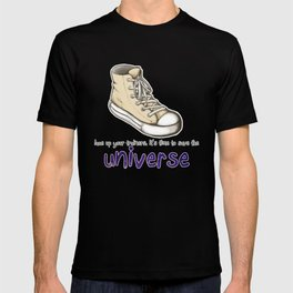 lace up your trainers T-shirt