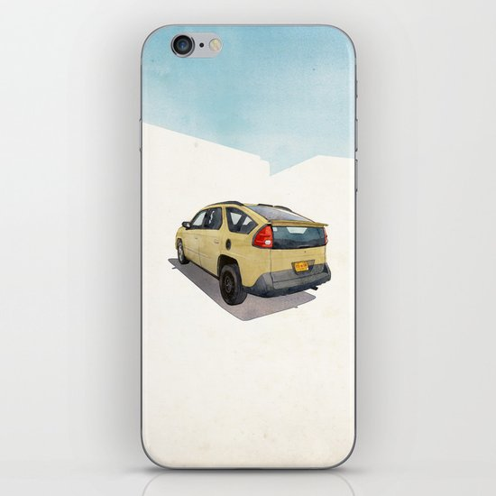 Breaking Bad (Land of Enchantment) iPhone & iPod Skin
