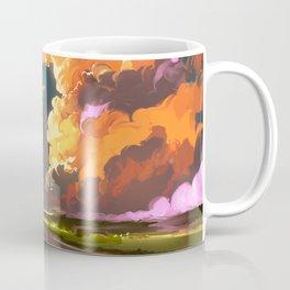 Cloud Machine Coffee Mug