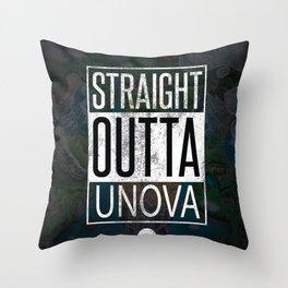 Unova Region Throw Pillow