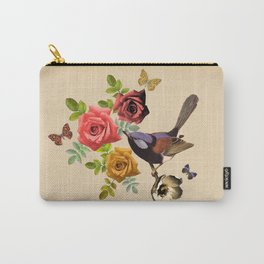 Song Bird 4 Carry-All Pouch