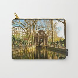 The Medici Fountain Carry-All Pouch