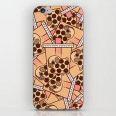 Puglie BBT iPhone & iPod Skin