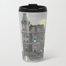 Haunted by the 80's Metal Travel Mug