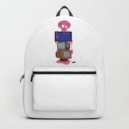 T.V Brainwash Backpack