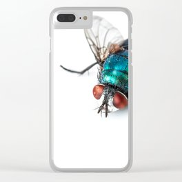 Blowfly Clear iPhone Case