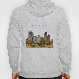 Boston Financial District Hoody