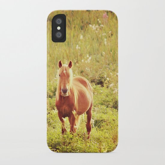 All the Pretty Horses iPhone Case