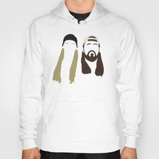 Jay and Silent Bob Strike Back Hoody
