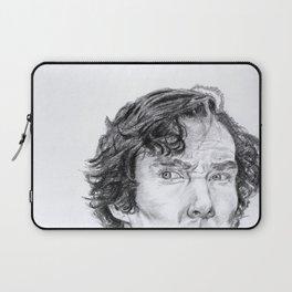 Sherlock is watching you... Laptop Sleeve