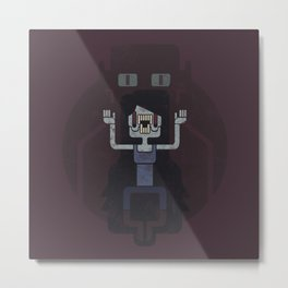 Marcy X Lord of Evil Metal Print