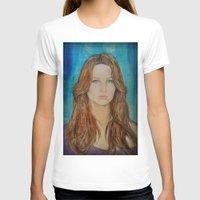 jennifer lawrence T-shirts featuring Jennifer Lawrence by Jenn