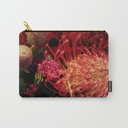 Flowers of warm shades Carry-All Pouch