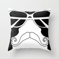 mexico Throw Pillows featuring Mexico by PintoQuiff