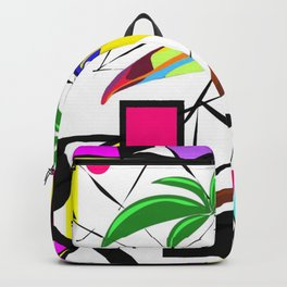 Toucan design Backpack