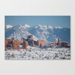Arches National Park Canvas Print