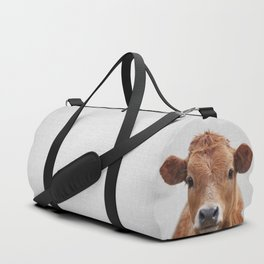 Cow 2 - Colorful Duffle Bag