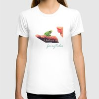 fairy tale T-shirts featuring Fairy tale by Rhena