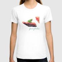 fairy tale T-shirts featuring Fairy tale by Rhena Wanders