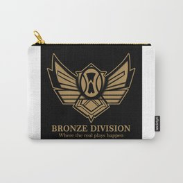 Bronze Division Carry-All Pouch
