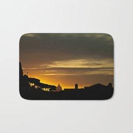 Roma, tramonto | Rome, sunset Bath Mat