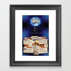 Mitten Mafia Selection Framed Art Print