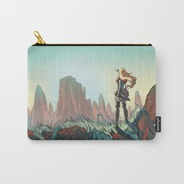 Brand new world Carry-All Pouch