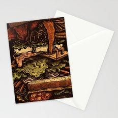 Burger I / Color Stationery Cards