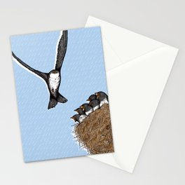 House Martins Stationery Cards