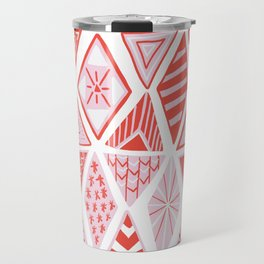 carlotta, patchwork quilt Travel Mug