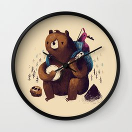 getting the band back together Wall Clock