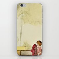 child iPhone & iPod Skins featuring Child by Dukewow Nukemwow