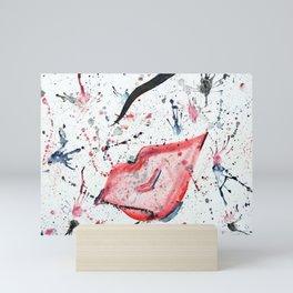 """Splatter"" Mini Art Print"