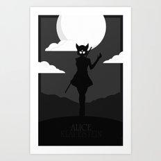 Alice Klauestein Art Print