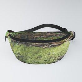 Rainforest Ferns & Moss Fanny Pack
