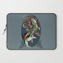 Christmas in Blood: PF 2013 Laptop Sleeve