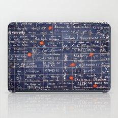 LOVE WALL iPad Case