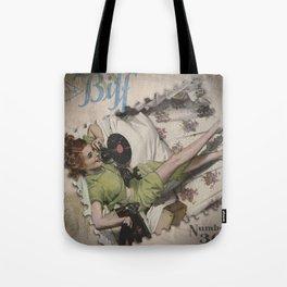 Choraltone Biff Number 30 Tote Bag