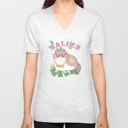 Baller Unisex V-Neck