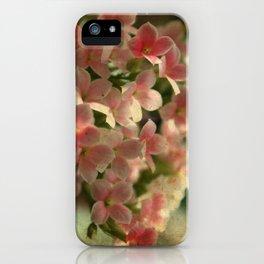 Cute Flowers iPhone Case