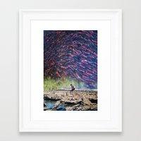 spawn Framed Art Prints featuring Spawn by John Turck