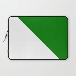 Flag of siberia Сиби́рь Laptop Sleeve