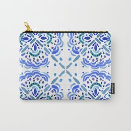 Amalfi Tile Carry-All Pouch