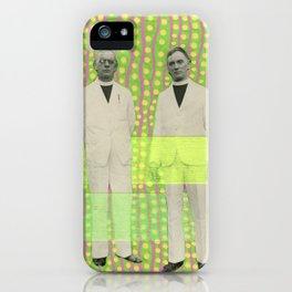The Doctors iPhone Case