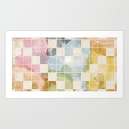 Watercolor I Art Print