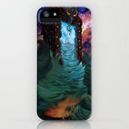 Divine Ingress iPhone Case