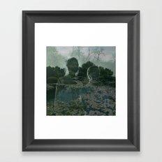 The Still 02 Framed Art Print