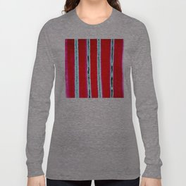 Painting for Mark Rothko Long Sleeve T-shirt